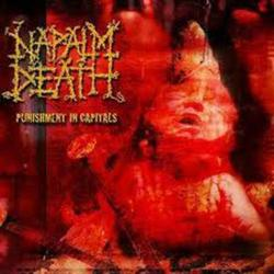 Punishment In Capitals (Live) (CD2) - Napalm Death