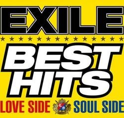 EXILE Best Hits -Love Side / Soul Side- (CD2) - EXILE - Exile