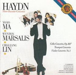 Haydn - Three Favourite Concertos