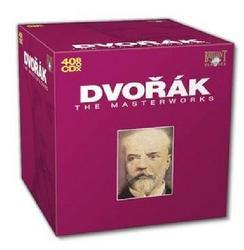Antonin Dvorak The Masterworks Vol I Part II - Piano Trio CD 15