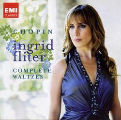 Chopin Complete Waltzes CD 2 - Ingrid Fliter