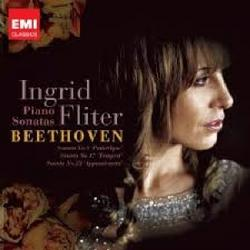 Beethoven - Piano Sonatas Nos. 8 Pathetique, 17 Tempest, & 23 Appassionata - Ingrid Fliter