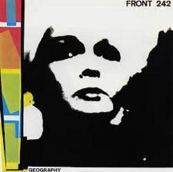 Geography Limited Edition (CD3) - Front 242