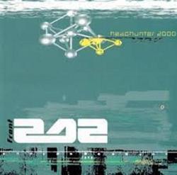 Headhunter 2000 (Single) (CD1) - Front 242