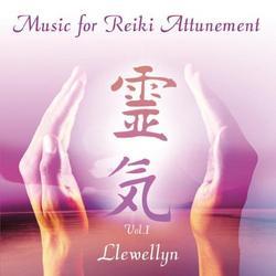 Music For Reiki Attunement - Llewellyn & Juliana