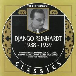 Django Reinhardt: 1938 - 1939 (CD 2) - Django Reinhardt