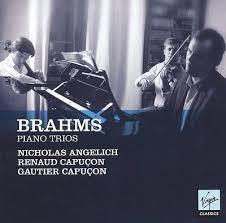 Brahms - Piano Trios CD 1 - Nicholas Angelich - Renaud Capucon