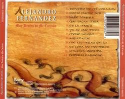 Muy Dentro De Mi Corazon - Alejandro Fernández
