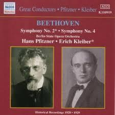 Beethoven - Symphony No. 2, Symphony No. 4 - Erich Kleiber - Berlin State Opera Orchestra