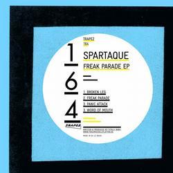 Freak Parade EP - Spartaque