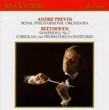 Beethoven - Symphony No. 7; Coriolan & Prometheus Overtures - Andre Previn - Royal Philharmonic Orchestra