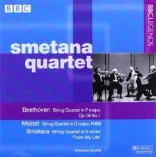 Beethoven; Mozart; Smetana - String Quartets - Smetana Quartet