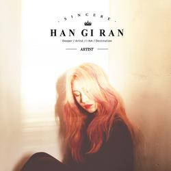 SINCERE (Mini Album) - Han Gi Ran (Wine Loop)