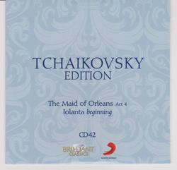 Tchaikovsky Edition CD 42 - Various Artists - London Symphony Orchestra