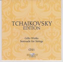 Tchaikovsky Edition CD 21 - Various Artists - London Symphony Orchestra