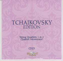 Tchaikovsky Edition CD 25 - Various Artists - London Symphony Orchestra