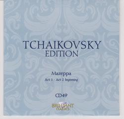 Tchaikovsky Edition CD 49 - Various Artists - London Symphony Orchestra