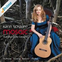 Mosaic - Australian Guitar Concertos - Karin Schaupp