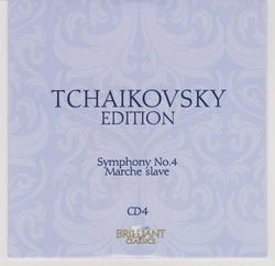 Tchaikovsky Edition CD 4 - Various Artists - London Symphony Orchestra