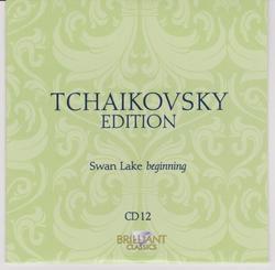 Tchaikovsky Edition CD 12 (No. 1) - Various Artists - London Symphony Orchestra