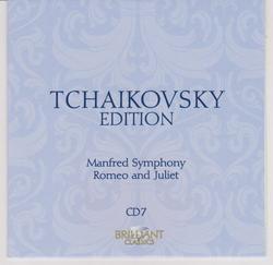 Tchaikovsky Edition CD 7 - Various Artists - London Symphony Orchestra