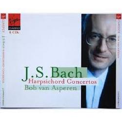 Bach - Harpsichord Concertos CD 2 - Bob van Asperen