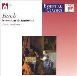 Bach - Inventions & Sinfonias (No. 2) - Leonhardt Gustav