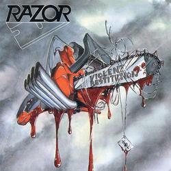 Violent Restitution - Razor