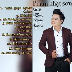 Thân Phận Nghèo (Vol. 2) - Phạm Nhật Sơn