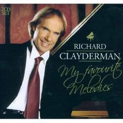 My Favourite Melodies - Richard Clayderman
