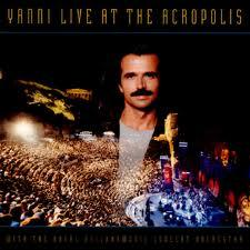 Live at The Acropolis - Yanni