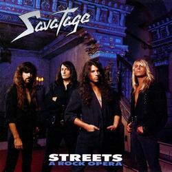 Streets - A Rock Opera - Savatage