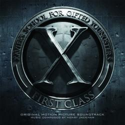 X-Men: First Class (Original Motion Picture Soundtrack) - Henry Jackman