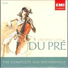 Jacqueline Du Pre: The Complete EMI Recordings CD1 - Jacqueline du Pré