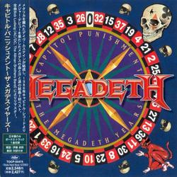 Capitol Punishment - The Megadeth Years - Megadeth