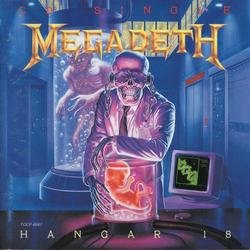 Hangar 18 (CD Single) - Megadeth