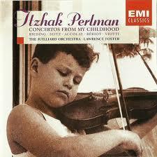 Concertos From My Childhood - Itzhak Perlman