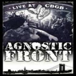 Live At CBGB-25 Years Of Blood,Honor And Truth (CD1) - Agnostic Front