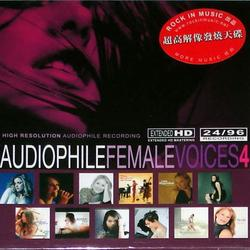 Audiophile Female Voices 4 - Various Artists