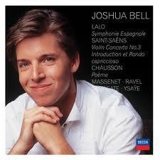 Lalo: Symphonie Espagnole; Saint-Saëns: Violin Concerto No. 3; Chausson: Poème CD1 - Joshua Bell,Orchestre Symphonique de Montréal - Joshua Bell