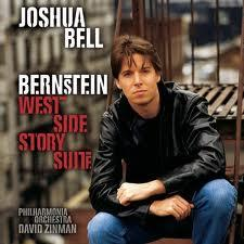 Bernstein: West Side Story Suite - Joshua Bell,Philharmonia Orchestra - Joshua Bell