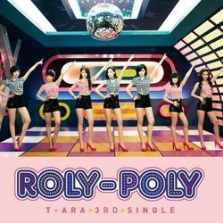 Roly-Poly (Jacket A) - T-ARA - T ara