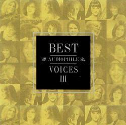 Best Audiophile Voices Vol.3 - Various Artists