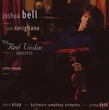 The Red Violin Concerto - Joshua Bell,John Corigliano - Joshua Bell