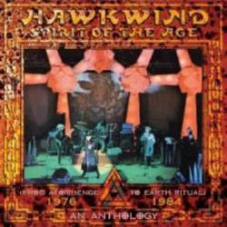 Spirit Of The Age 1976-1984 (CD1) - Hawkwind