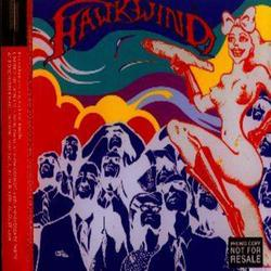 40th Anniversary Party Commemorative CD - Hawkwind