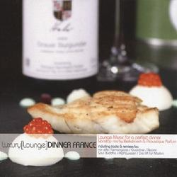 Luxury Lounge - Dinner France - Various Artists