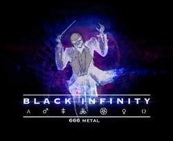 666 Metal - Black Infinity