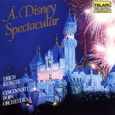 Disney Spectacular - Erich Kunzel - Cincinnati Pops Orchestra