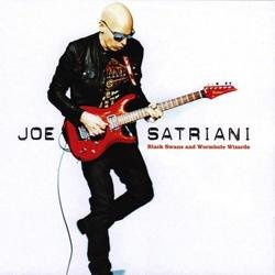 Black Swans and Wormhole Wizards - Joe Satriani